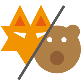 Logo Meister Fux und Doktor Bär