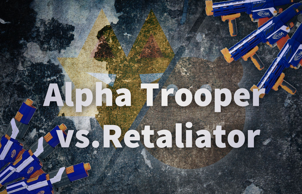 Alpha Trooper Elite vs Retaliator Elite