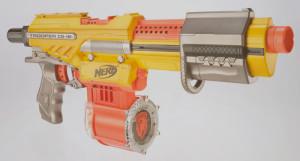 Alpha Trooper ältere Version - Retaliator vs Alpha Tropper
