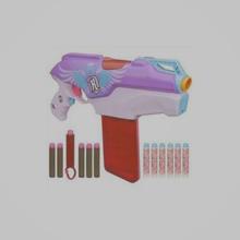 Nerf Blaster Rapid Red - Retaliator vs Alpha Tropper