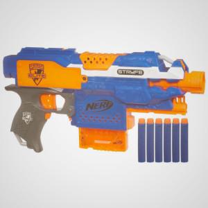 Nerf Blaster Stryfe - Retaliator vs Alpha Tropper