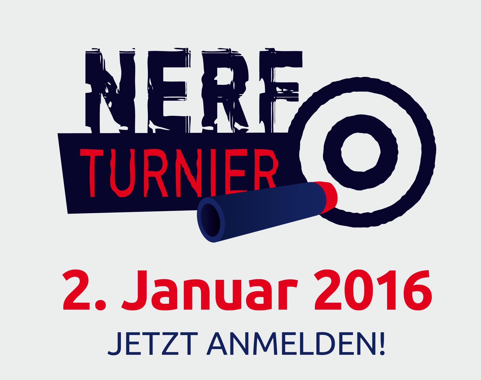 Erster Nerfevent 2016 - Nervent 2. Januar 16