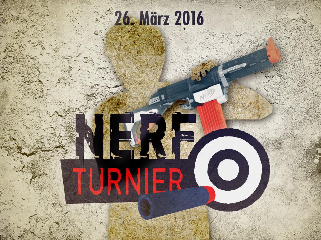 Nerfevent 26. März 2016