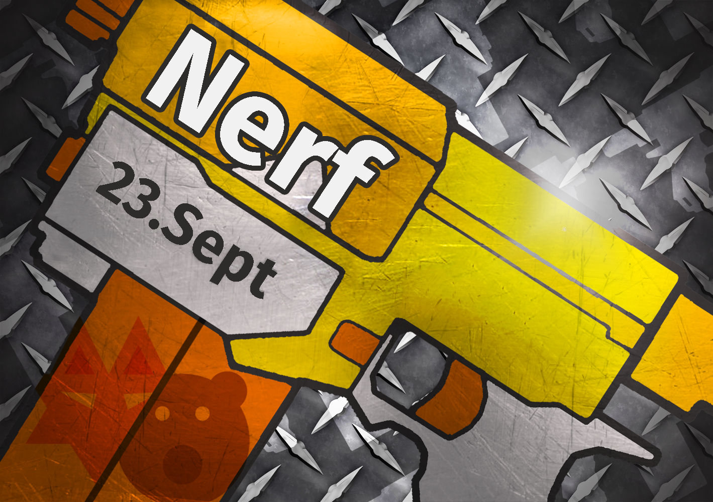 Nerfevent 23. September 2017